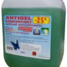 Centrala termica - Antigel concentrat instalatii termice -25 grade C bidon 10 kg