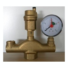 Centrala termica - Grup de siguranta pt. cazan nu contine supapa de siguranta DN 1/2 inch