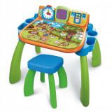Birou pentru copii cu activitati 3 in 1, Vtech Magic
