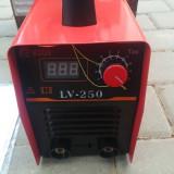 Aparat de sudura/invertor Edon MMA LV 250 - Invertor sudura