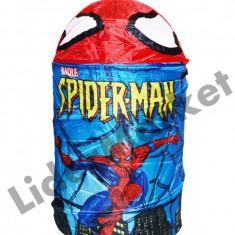 Sac pentru jucarii Spiderman - Sistem depozitare jucarii