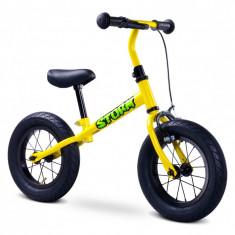 Bicicleta copii - Toyz STORM Yellow