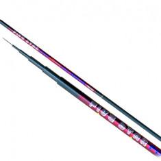 Undita Baracuda fibra de carbon Five Star 8 metri - Varga