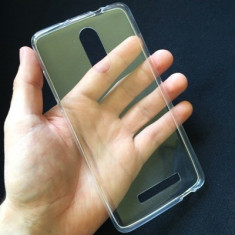 Husa Xiaomi Redmi Note 3 Super Slim 0.7mm Silicon Gel TPU Transparenta - Husa Telefon