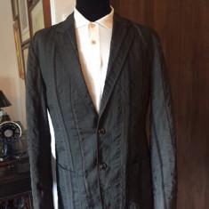 Sacou barbati HUGO BOSS, mas. 50, cotton silk, 2 nasturi, Marime sacou: 50, Bumbac