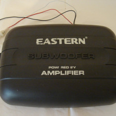 Subwoofer auto EASTERN
