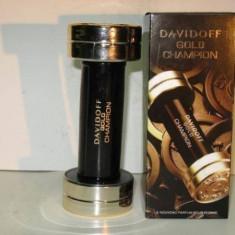 Davidoff Champion Gold 90 ML Barbatesc - Parfum barbatesc Davidoff