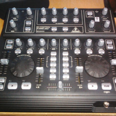 CONSOLA DJ BEHRINGER B-CONTROL DEEJAY BCD3000 PERFECT FUNCTIONALA - Console DJ