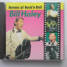 Bill Haley - Heroes Of Rock'n Roll _ CD, EU - Muzica Rock & Roll Altele
