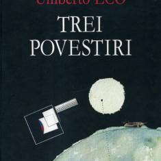 Eugenio Carmi - Trei povestiri - 560963 - Roman
