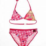 Costum de baie 2 piese Barbie roz