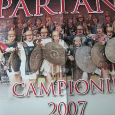 Dinamo Bucuresti (Spartanii) - campioni in 2007