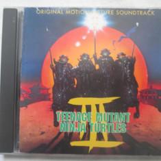 Various – Teenage Mutant Ninja Turtles III CD, SUA - Muzica soundtrack Altele