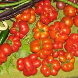 Seminte rosii - Rosii soiul Voyage - 5 seminte pentru semanat