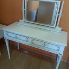 Set mobila dormitor - Dormitor alb Ludovic XVI