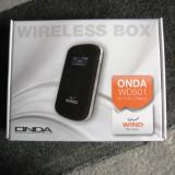 Router 3G+ (sim card) HOTSPOT Wireless - ( ROUTER PORTABIL )