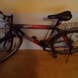 Vand bicicleta Mountain Bike DHS, 20 inch, 26 inch, Numar viteze: 21