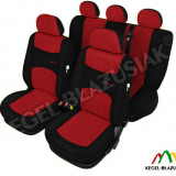 Set huse scaune auto SportLine Rosu pentru Opel Astra F Astra G Astra H - Husa Auto