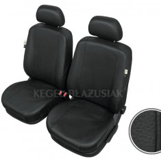 Huse scaune auto imitatie piele Rover 200 set huse fata - Husa Auto