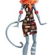Papusa Monster High Ghouls Getaway Meowledy