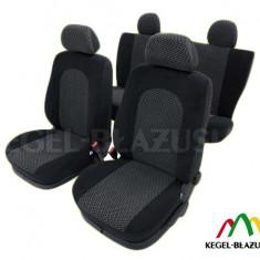 Set huse scaune auto Atlantic pentru Dacia Logan - Husa Auto