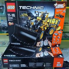 Lego Technic42030 Volvo L350F Wheel Loader original sigilat camion telecomanda, 6-10 ani