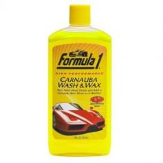 Sampon cu ceara pentru vopsea Formula 1, 473 ml - Ceara Auto