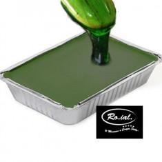 Ceara epilare - Ceara epilat la tava 1 kg verde ROIAL Italia, ceara depilatoare