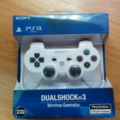 Maneta controller gamepad wireless fara fir PS3 Sixaxis Playstation 3 Dualshock