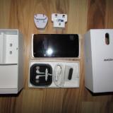 Telefon mobil ZTE, Auriu, 32GB, Neblocat, Quad core, 3 GB - ZTE Axon Elite NOU!