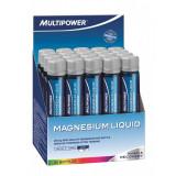 Magneziu lichid, pachet 20 fiole X 25ml Multipower - Supliment nutritiv