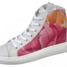 Pantofi barbati - BASCHETI FEMEI-PIELE VITEL/CROSTA-VIOLETTA -BIT BONTIMES