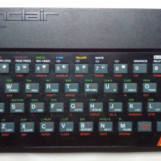 Calculator vechi si rar anii 80 pc zx Spectrum Sinclaire - Sisteme desktop fara monitor