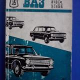 Carte tehnica BA3 2101 in limba franceza / C5P - Carti auto