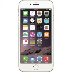 Telefon mobil Apple IPhone 6 16GB LTE 4G Alb Refurbished By Apple
