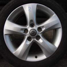 Janta aliaj Opel, Diametru: 17, Latime janta: 7, Numar prezoane: 5, PCD: 115 - Jante originale Opel Astra J17