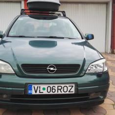 Autoturism Opel, ASTRA, An Fabricatie: 2001, GPL, 113000 km, 1800 cmc - Opel Astra, 1.8, automatică sport