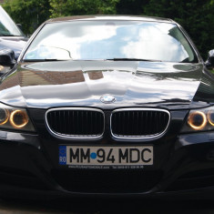 Autoturism BMW, Seria 3, Seria 3: 318, An Fabricatie: 2010, Motorina/Diesel, 230432 km - BMW 318D, 2010, E90 facelift