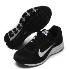 ADIDASI NIKE ZOOM STRUCTUTURE +17 - ADIDASI ORIGINALI - Adidasi barbati Nike, Marime: 39, Culoare: Negru, Textil