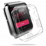 Husa TPU Ceas Apple 42mm Hoco Ultra-Slim Transparenta