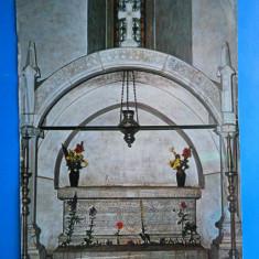Carti Postale Romania dupa 1918, Necirculata, Printata - HOPCT 17951 MANASTIREA PUTNA/MORMANTULSTEFAN CEL MARE -JUD SUCEAVA -NECIRCULATA