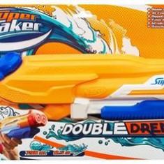 Pistol de jucarie - Pistol Cu Apa Nerf Super Soaker Double Drench Blaster