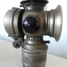 Lampa veche, englezeasca,