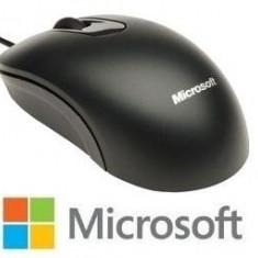 Mouse Microsoft Mouse 200 for business cu fir optic negru USB