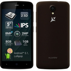 Telefon Allview - Allview P6 Lite Dual Sim Brown