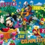PUZZLE 104 PIESE 3D - MICKEY MOUSE - 20054