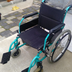 Scaun cu rotile - Carucior dizabilitati handicap