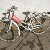 Bicicleta Dama, 18 inch, 24 inch, Numar viteze: 3 - 16 Bicicleta treisfert Lucky second-hand, Germania R24