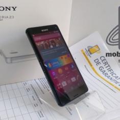 Sony Xperia Z3 Compact Black Full Box-Magazin GSM - garantie Posibiltate RATE - Telefon mobil Sony, Neblocat