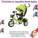 Tricicleta Agilis Skutt Blue